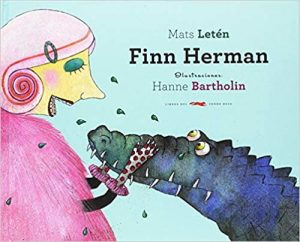 Libro infantil Finn Herman