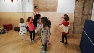 ballet niños barcelona