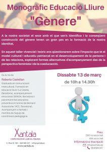educación libre género