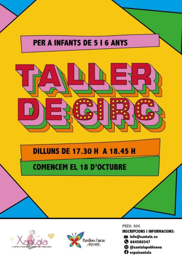 educación libre circo
